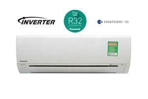 Điều hòa Panasonic inverter 9000btu 1 chiều Cu/Cs-PU9VKH-8 Model mới nhất