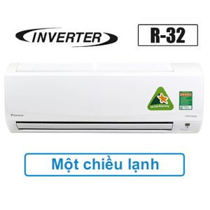 Điều hòa Daikin 12000BTU inverter R32 FTKQ35SAVMV Tiết kiệm điện