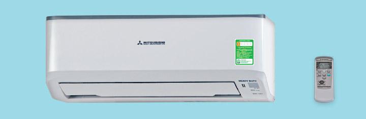 Điều hòa Mitsubishi Heavy 9000 BTU 1 chiều SRK/SRC  09CMP-5