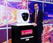 Ariston đột phá công nghệ sản xuất  bình nóng lạnh