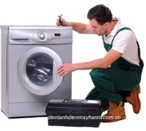 Sửa chữa máy giặt Electrolux tại Hà Nội